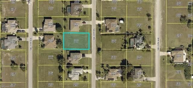 406 SW 29th Place, Cape Coral, FL 33991 (#220035862) :: Caine Premier Properties