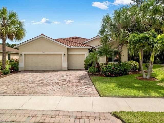 3685 Valle Santa Circle, Cape Coral, FL 33909 (#220035903) :: The Dellatorè Real Estate Group