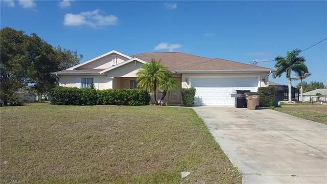1842 NW 19th Place, Cape Coral, FL 33993 (#220035933) :: The Dellatorè Real Estate Group
