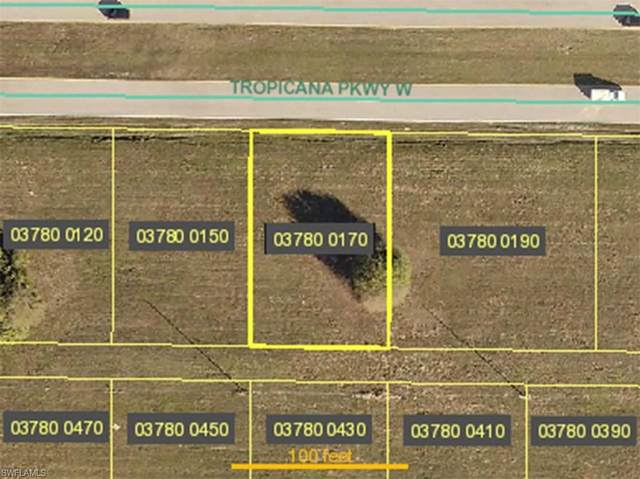 2224 Tropicana Parkway W, Cape Coral, FL 33993 (MLS #220035985) :: The Keller Group
