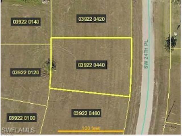 328 SW 24th Place, Cape Coral, FL 33991 (#220035997) :: Caine Premier Properties