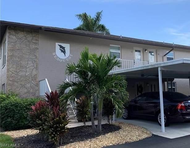 4561 SE 5th Place #202, Cape Coral, FL 33904 (#220035998) :: Caine Premier Properties