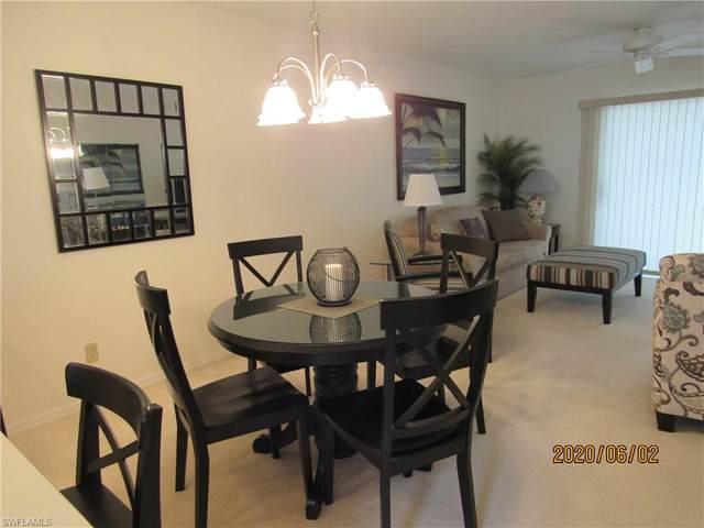 13090 White Marsh Lane #103, Fort Myers, FL 33912 (MLS #220036080) :: Palm Paradise Real Estate