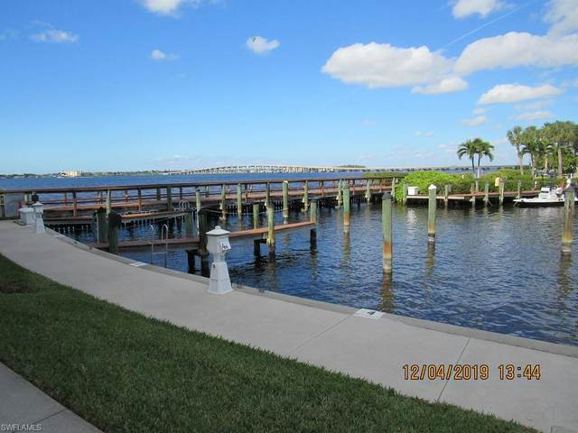 Boat Slip, Fort Myers, FL 33919 (MLS #220036202) :: Domain Realty