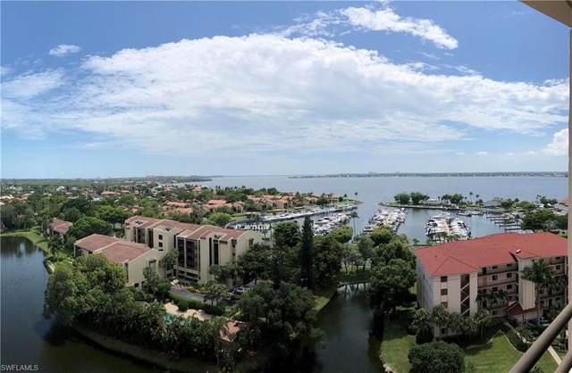 5260 S Landings Drive #1308, Fort Myers, FL 33919 (MLS #220036378) :: Team Swanbeck