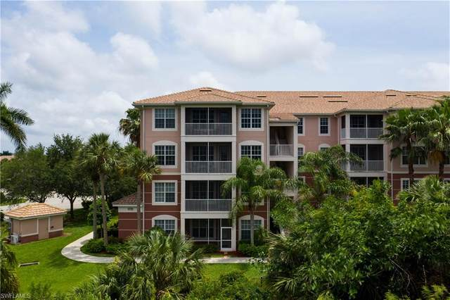 11751 Pasetto Lane #308, Fort Myers, FL 33908 (MLS #220036838) :: RE/MAX Realty Team