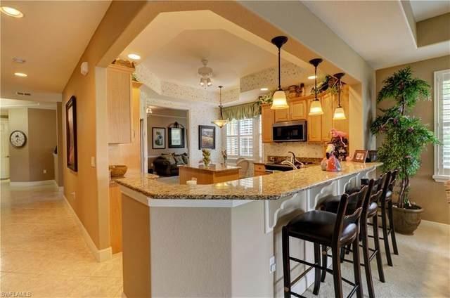 10540 Marino Pointe Drive #301, Miromar Lakes, FL 33913 (MLS #220037605) :: Clausen Properties, Inc.