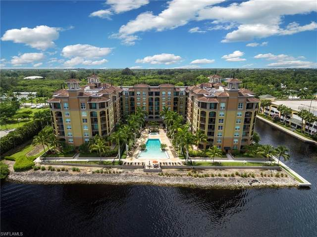 2825 Palm Beach Boulevard #715, Fort Myers, FL 33916 (MLS #220037694) :: RE/MAX Realty Group