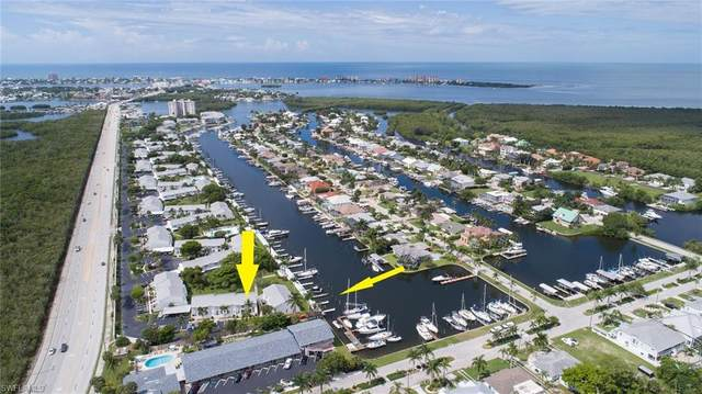 18002 San Carlos Boulevard #5, Fort Myers Beach, FL 33931 (#220037818) :: The Dellatorè Real Estate Group