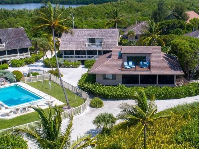 30 Beach Homes, Captiva, FL 33924 (#220037968) :: Jason Schiering, PA