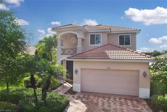 3635 Sugarelli Avenue, Cape Coral, FL 33909 (#220038091) :: The Dellatorè Real Estate Group