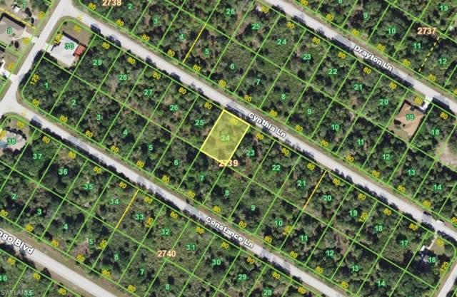 17133 Cynthia Lane, Port Charlotte, FL 33948 (MLS #220038390) :: Palm Paradise Real Estate