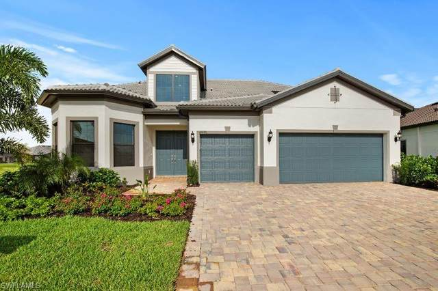 14446 Pine Hollow Drive, Estero, FL 33928 (MLS #220038749) :: Palm Paradise Real Estate