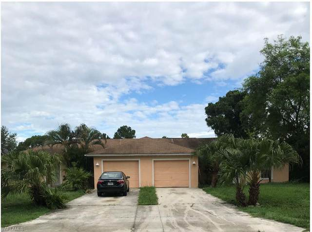 1504/1506 Harlow Avenue S, Lehigh Acres, FL 33973 (#220038837) :: Caine Premier Properties