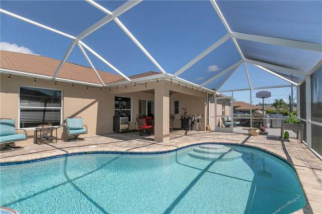1301 SW 22nd Place, Cape Coral, FL 33991 (MLS #220038858) :: RE/MAX Realty Team