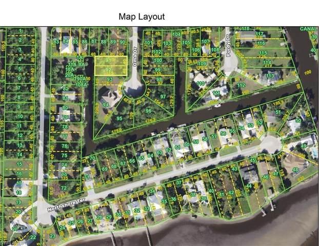 188 Oma Drive, Port Charlotte, FL 33980 (#220038924) :: The Dellatorè Real Estate Group
