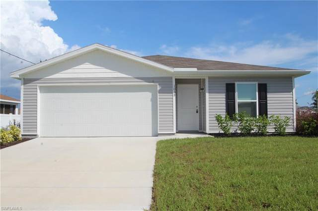 1038 NE 40th Terrace, Cape Coral, FL 33909 (#220039040) :: The Dellatorè Real Estate Group