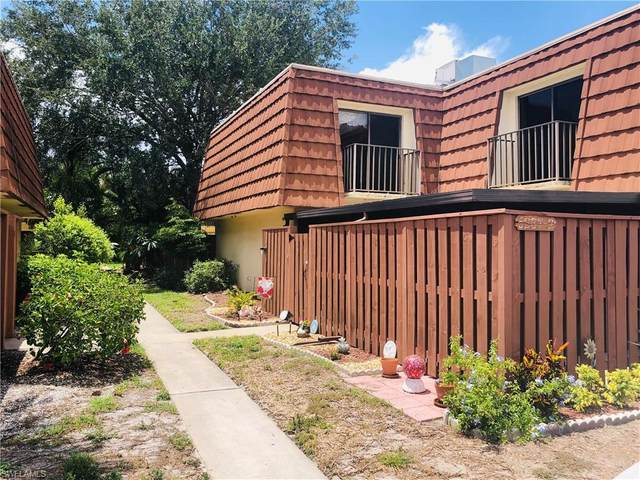 5237 Cedarbend Drive #3, Fort Myers, FL 33919 (#220039130) :: The Dellatorè Real Estate Group