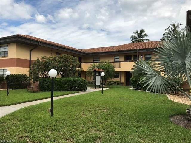 6108 Whiskey Creek Drive #106, Fort Myers, FL 33919 (#220039194) :: The Dellatorè Real Estate Group