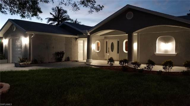 1819 SE 6th Lane, Cape Coral, FL 33990 (#220039236) :: The Dellatorè Real Estate Group