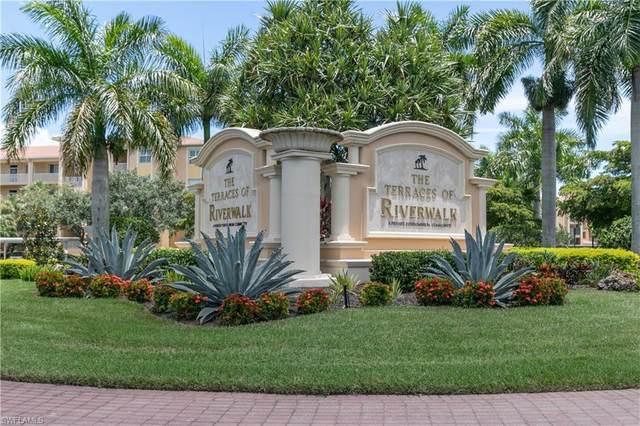 8251 Pathfinder Loop #646, Fort Myers, FL 33919 (#220039322) :: The Dellatorè Real Estate Group
