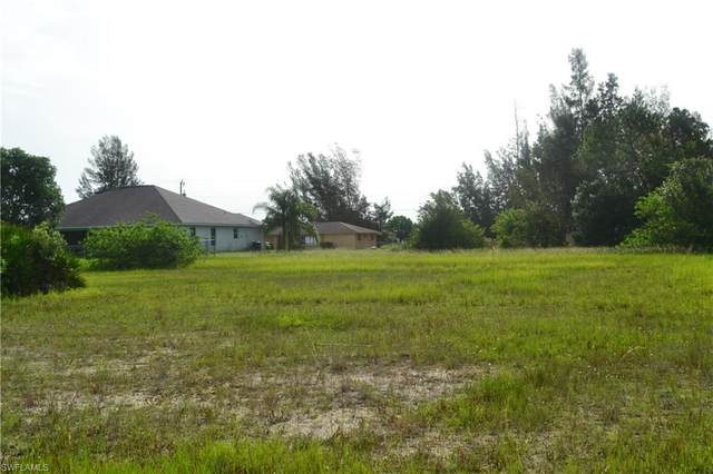 1143 NW 27th Place, Cape Coral, FL 33993 (#220039574) :: The Dellatorè Real Estate Group