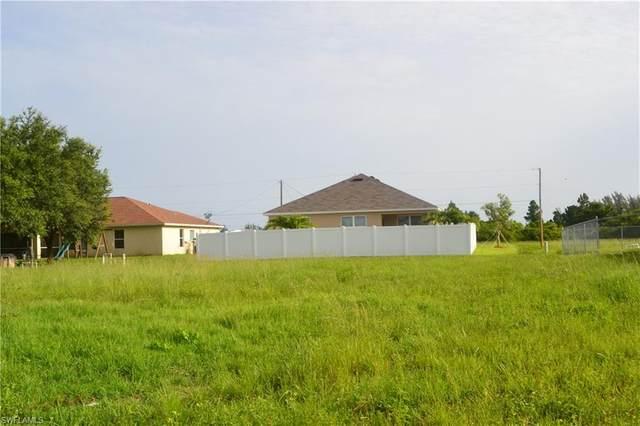 2421 NW 8th Terrace, Cape Coral, FL 33993 (MLS #220039590) :: Clausen Properties, Inc.