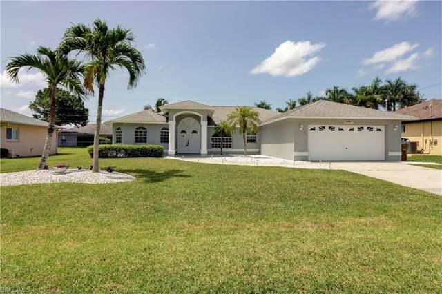 306 SE 22nd Terrace, Cape Coral, FL 33990 (#220039823) :: The Dellatorè Real Estate Group