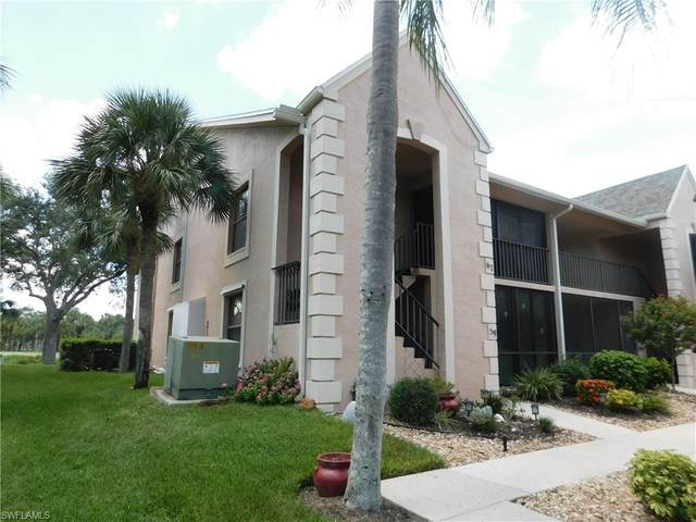 12210 Kelly Greens Boulevard #67, Fort Myers, FL 33908 (MLS #220039841) :: Palm Paradise Real Estate