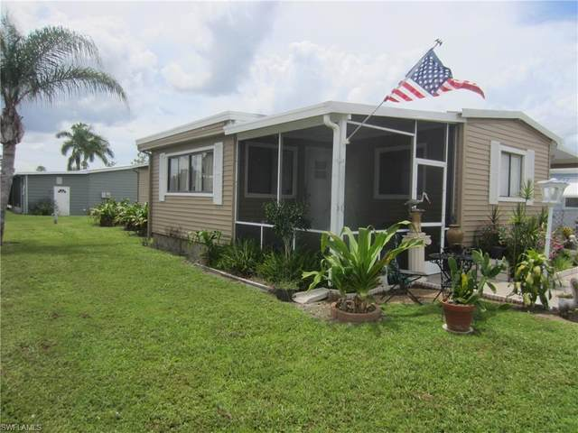 270 Sugar Loaf Lane #164, Naples, FL 34114 (MLS #220039872) :: Florida Homestar Team