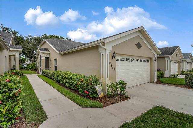 8219 Ibis Cove Circle A-121, Naples, FL 34119 (#220039876) :: The Dellatorè Real Estate Group