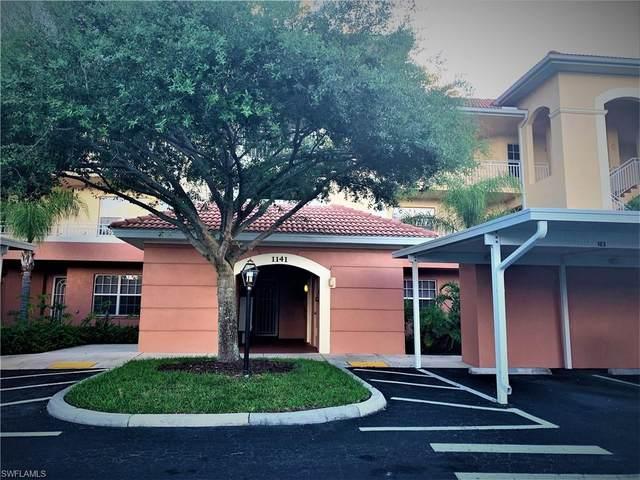 1141 Van Loon Commons Circle #104, Cape Coral, FL 33909 (#220039891) :: The Dellatorè Real Estate Group