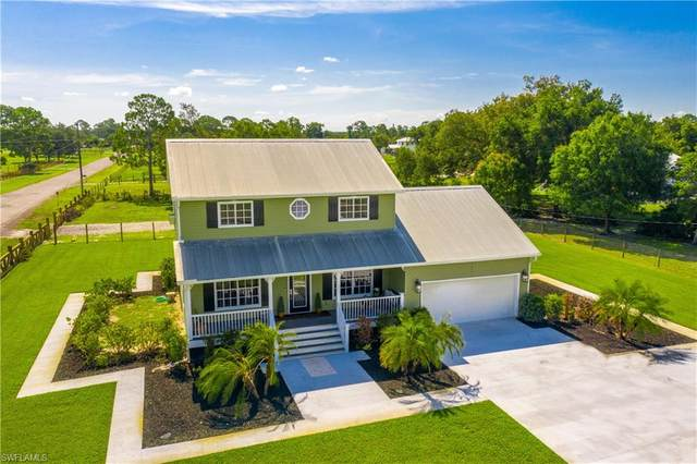 21510 N River Road, Alva, FL 33920 (#220039944) :: The Dellatorè Real Estate Group