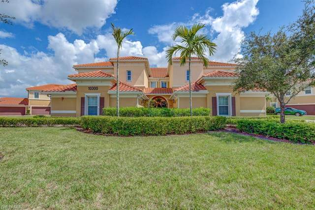 10300 Glastonbury Circle #102, Fort Myers, FL 33913 (MLS #220040680) :: RE/MAX Realty Group