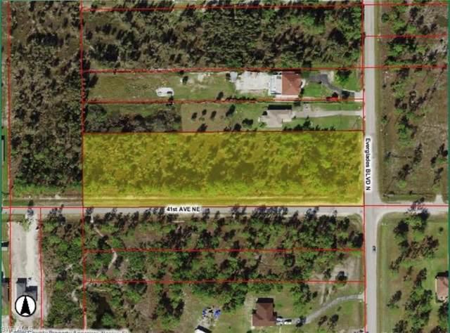XXXX Everglades (Lot A) Boulevard N, Naples, FL 34120 (#220040719) :: The Dellatorè Real Estate Group