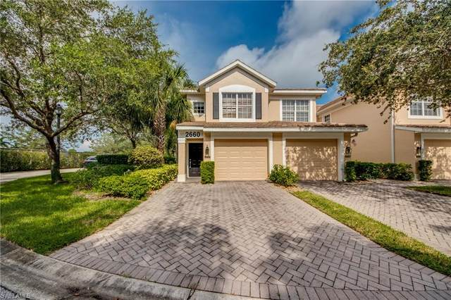 2660 Somerville Loop #1008, Cape Coral, FL 33991 (MLS #220040834) :: RE/MAX Realty Group