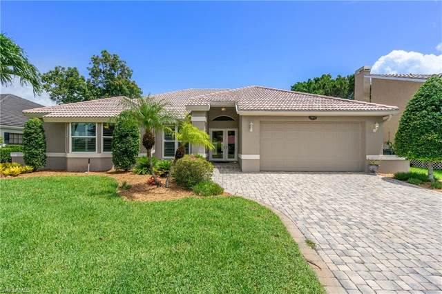9820 Capstan Court, Fort Myers, FL 33919 (MLS #220040913) :: Palm Paradise Real Estate
