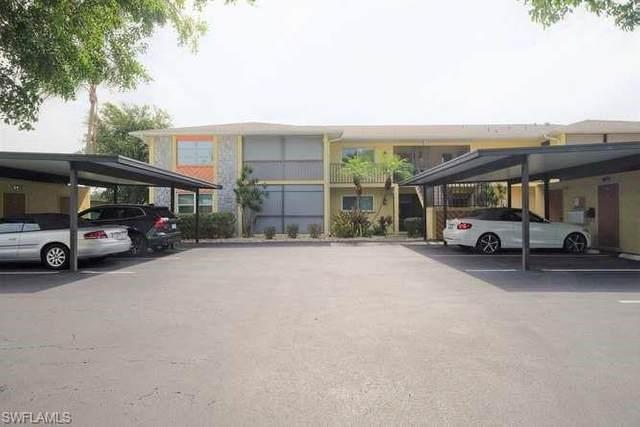 4021 SE 19th Avenue #201, Cape Coral, FL 33904 (MLS #220040970) :: Clausen Properties, Inc.