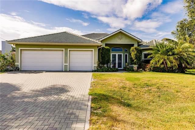837 SW 22nd Terrace, Cape Coral, FL 33991 (#220041177) :: Southwest Florida R.E. Group Inc