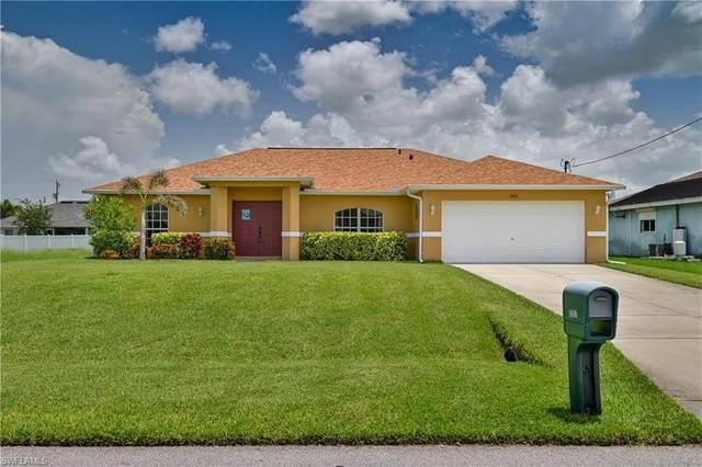 2307 SW 28th Street, Cape Coral, FL 33914 (#220041233) :: The Dellatorè Real Estate Group