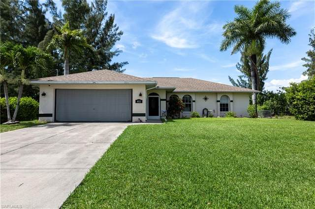 411 SE 16th Street, Cape Coral, FL 33990 (MLS #220041268) :: RE/MAX Realty Group