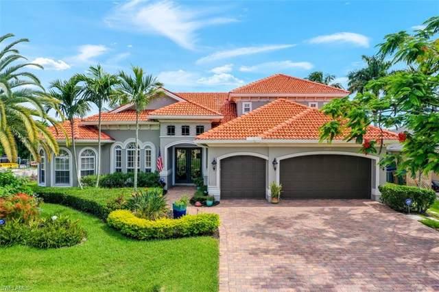 2925 SW 39th Street, Cape Coral, FL 33914 (#220041374) :: The Dellatorè Real Estate Group
