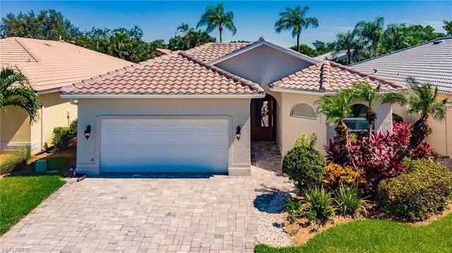 9547 Mariners Cove Lane, Fort Myers, FL 33919 (#220041570) :: The Dellatorè Real Estate Group