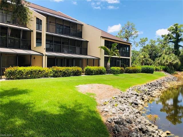 16460 Timberlakes Drive #203, Fort Myers, FL 33908 (#220041650) :: Jason Schiering, PA