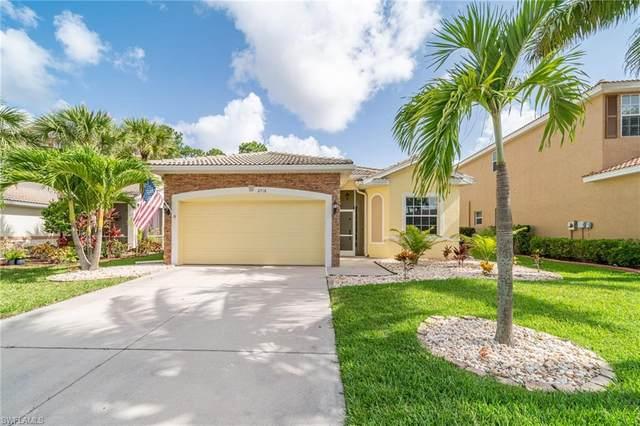 2718 Blue Cypress Lake Court, Cape Coral, FL 33909 (#220041677) :: The Dellatorè Real Estate Group