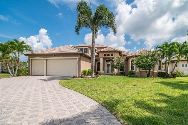 3231 Embers Parkway W, Cape Coral, FL 33993 (MLS #220041725) :: RE/MAX Realty Group