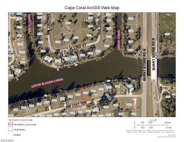 3225 NW 21st Terrace, Cape Coral, FL 33993 (MLS #220041759) :: Dalton Wade Real Estate Group