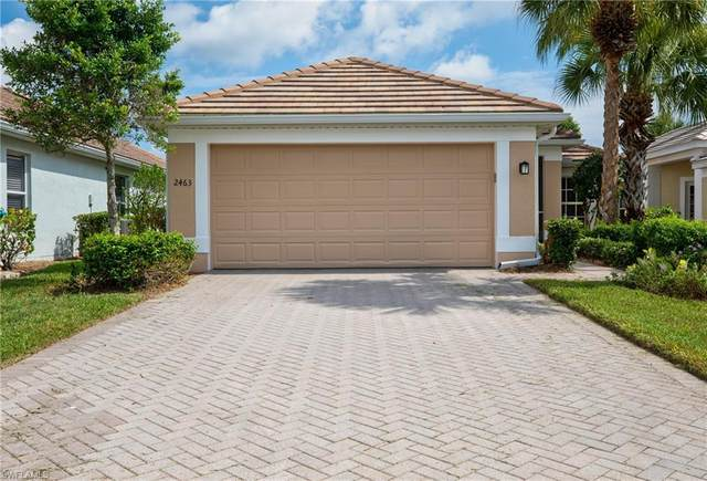 2463 Greendale Place, Cape Coral, FL 33991 (MLS #220041774) :: Clausen Properties, Inc.