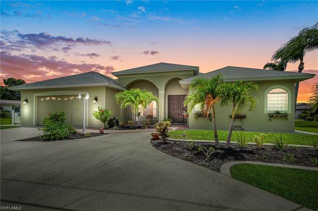 3307 Country Club Boulevard, Cape Coral, FL 33904 (MLS #220041791) :: Dalton Wade Real Estate Group