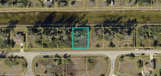 119 Theodore Vail Street E, Lehigh Acres, FL 33974 (MLS #220041801) :: RE/MAX Realty Group